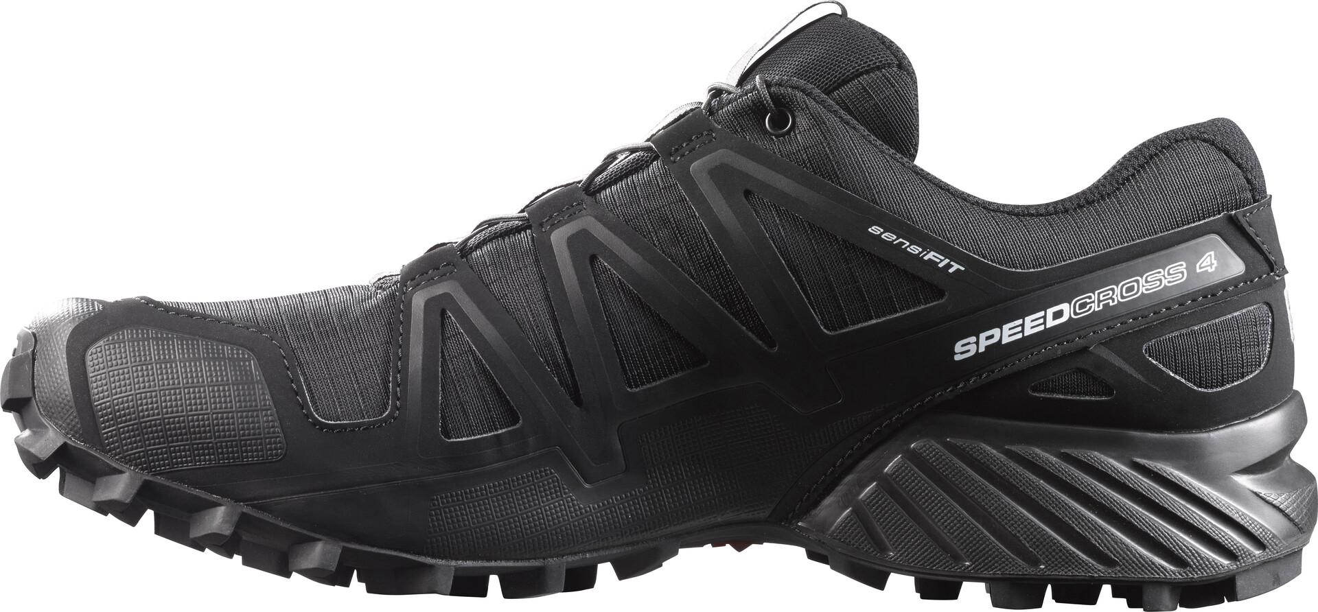Salomon Speedcross Homme noir 4 sur CAMPZ Chaussures running 345RAjL